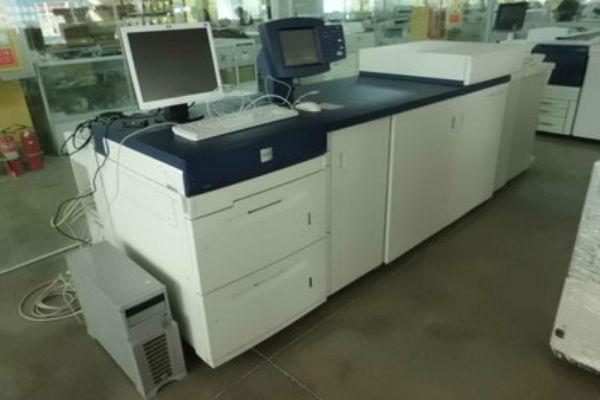 鑫乐美-青岛复印机租赁新到施乐5000复印机