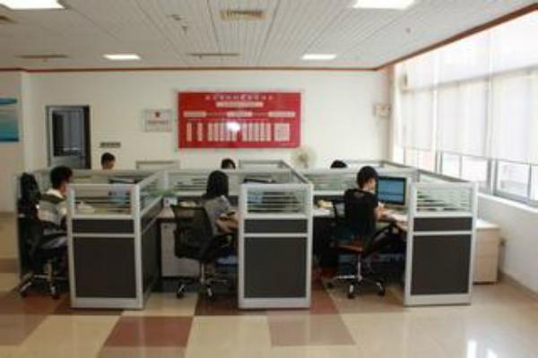 鑫乐美-青岛复印机租赁青岛复印机租赁客户办公区