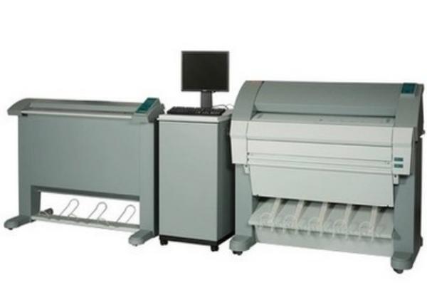 鑫乐美-青岛复印机租赁奥西tds400工程复印机