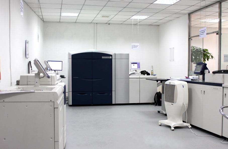 施乐c8000印刷型彩色复印机