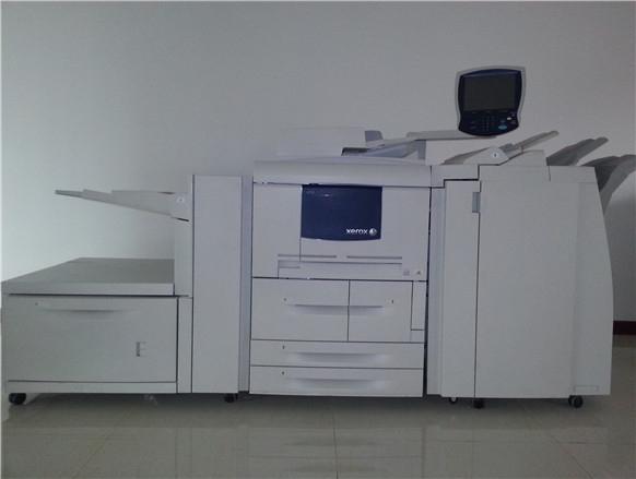 施乐700彩色复印机