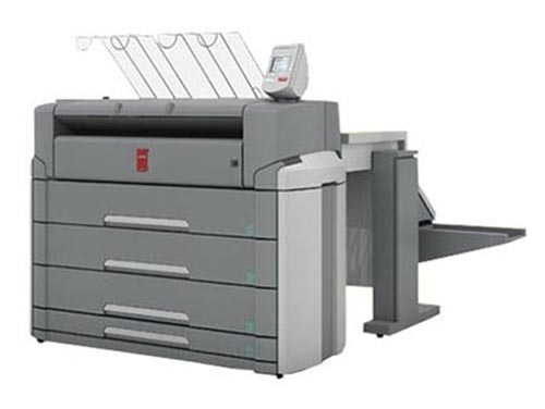 奥西pw7500工程复印机