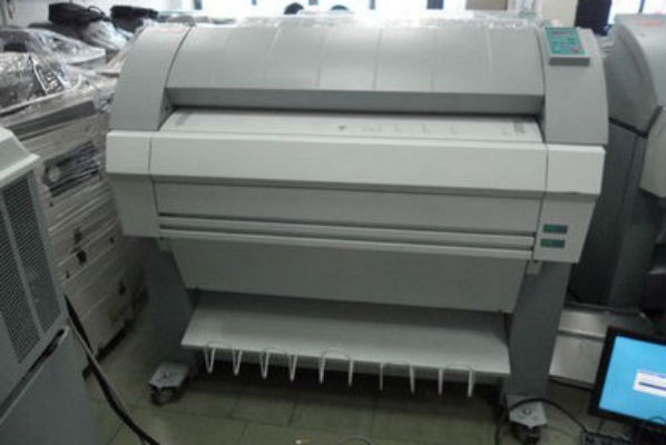 奥西tds400工程复印机